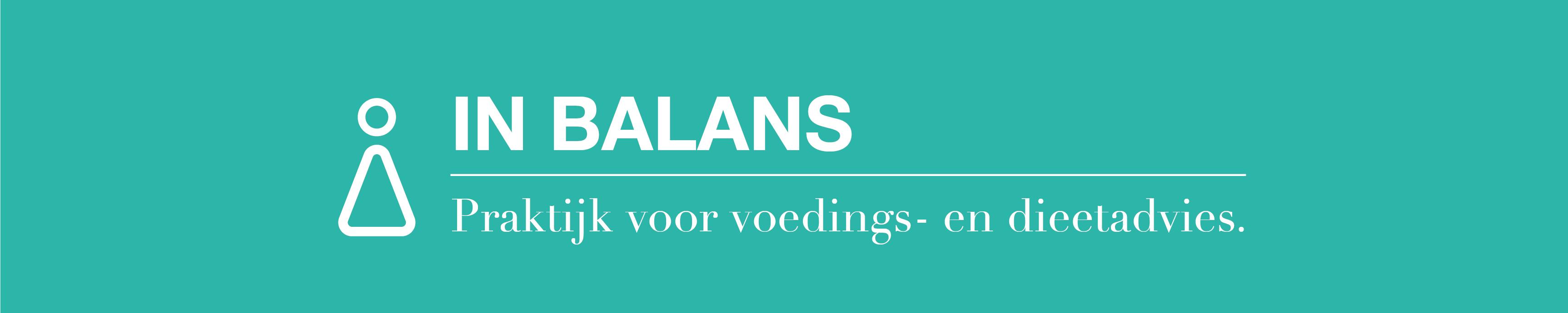 In Balans, praktijk voor voedings- en dieetadvies